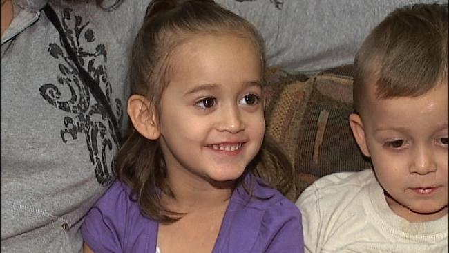 Angel Tree Gives Homeless Tulsa Family Christmas Joy