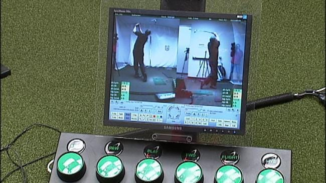 Boost Your Golf Skills At Tulsa's 'Golftec'