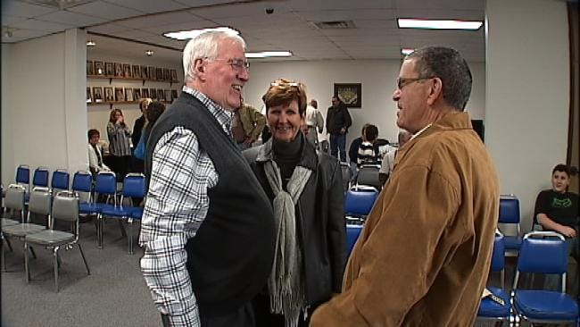 Longtime Claremore Police Chief Mickey Perry To Retire