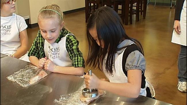 Tulsa Cooking Studio Teaches Kids Hands-On Cooking Lessons