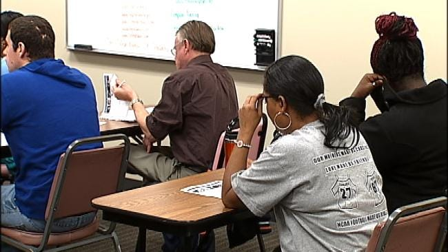 Oklahoma Program Helps The Unemployed Go Back To School