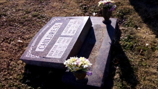 Pryor Mayor To Cemetery Vandals: We're Coming After You
