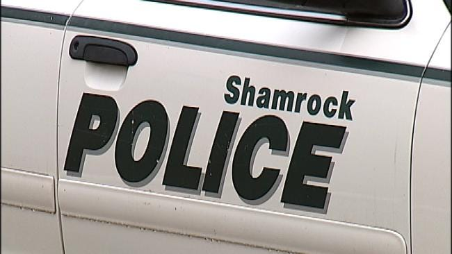 Police In Shamrock, Oklahoma Writing Illegal Tickets