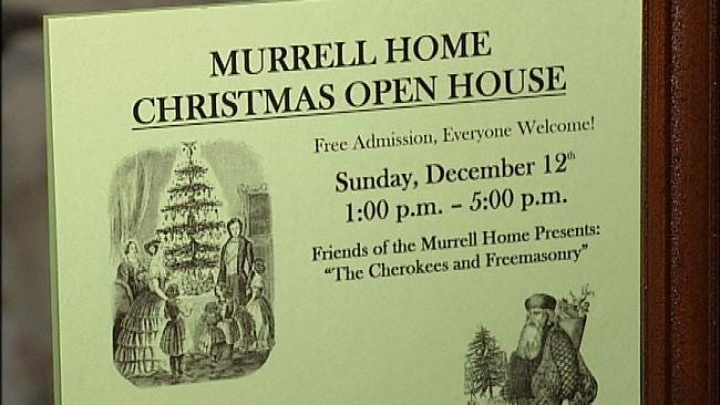 Oklahoma's Own: Celebrate Antebellum Christmas At Murrell Home