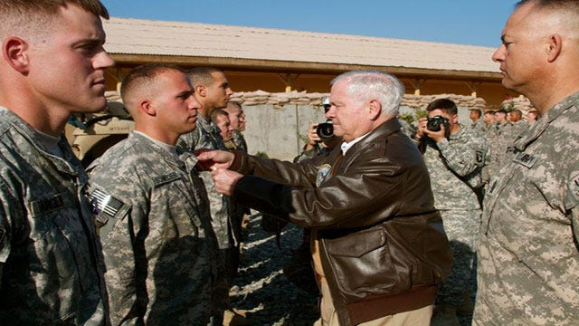 Soldier With Oklahoma Ties Adds Silver Star To His List Of Medals