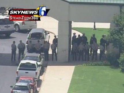 Funeral Held For Wagoner County Sheriff's Deputy