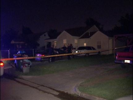 Tulsa Man Gunned Down In Front Of His Wife And Infant Child