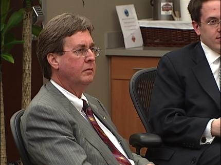 Tulsa Mayor, City Council Chairman Exchange Barbs