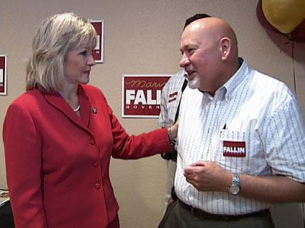 Candidates For Oklahoma Governor Busy As Primary Election Nears