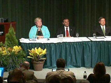 Candidates For Oklahoma Governor Face Off In Final Forum Before Primary