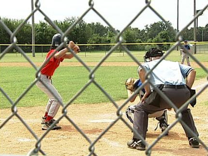 Little Leaguers Play Ball To Raise Funds For Oologah Meningitis Survivor