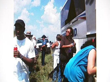 Claremore Woman: Bus Breaks Down, Riders Suffer In Heat For Hours