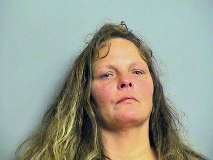 Girlfriend Arrested For Stabbing Tulsa Boyfriend In The Back