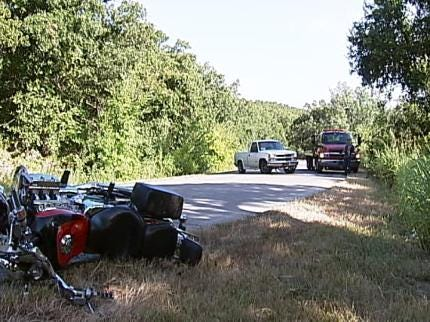 Victim In Fatal Motorcycle Wreck Was Out On Bond From Rogers County Jail