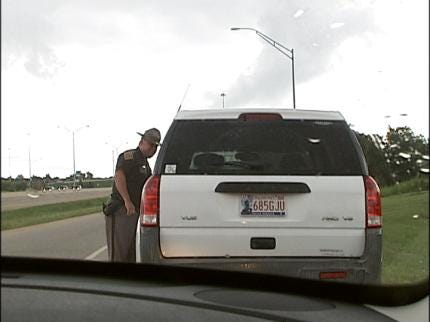 Oklahoma Drivers To Be Ticketed For Inattentive Driving