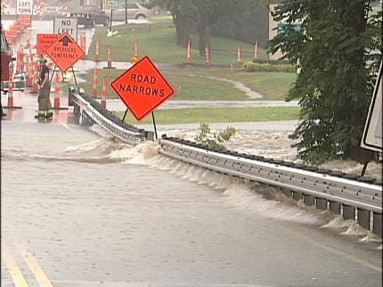 State Of Emergency Declared For Tulsa, 62 Other Counties