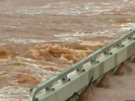 Heavy Rains Bring Flooding To The Oklahoma City Area