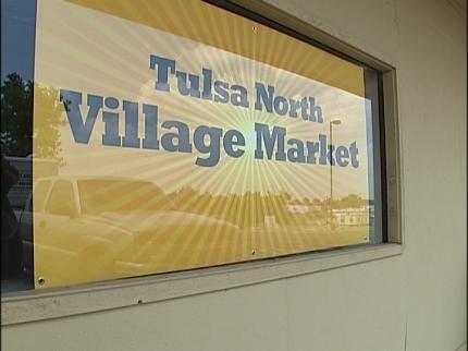 North Tulsa Flea Market Open For Business