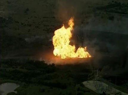 Oklahoma Man Dies In Texas Natural Gas Explosion
