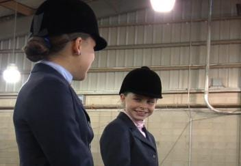 Pinto World Championships Build Friendship, Competition in Two Local Ladies