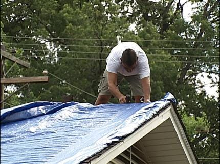 Tulsa County Assessors Touring Homes Damaged By Storms