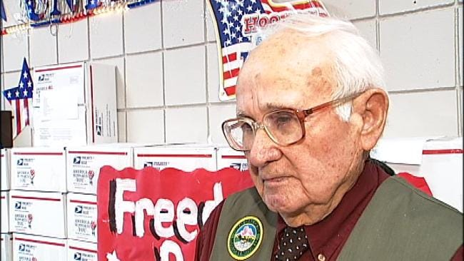 Claremore Elementary Honors Veterans In Special Ceremony