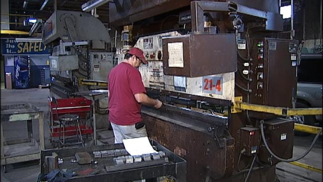 Manufacturing Startup Hiring 100 Workers In Tulsa