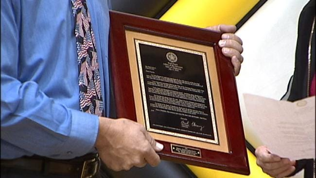 Jay Vets Receive Recognition More Than 40 Years later