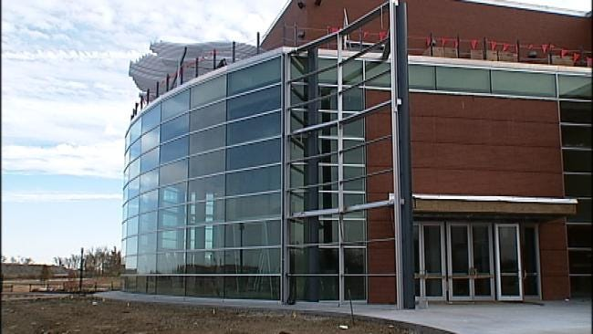Soon-To-Open Conference Center 'Big Deal' For Glenpool
