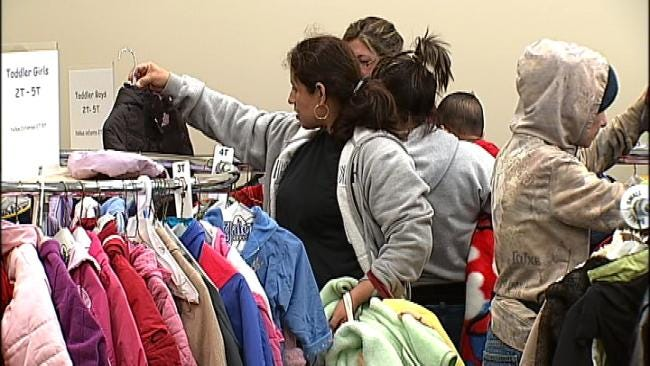 Annual 'Coats For Kids' Campaign Underway In Green Country