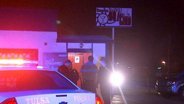 No Witnesses Come Forward In Tulsa Bar Shooting