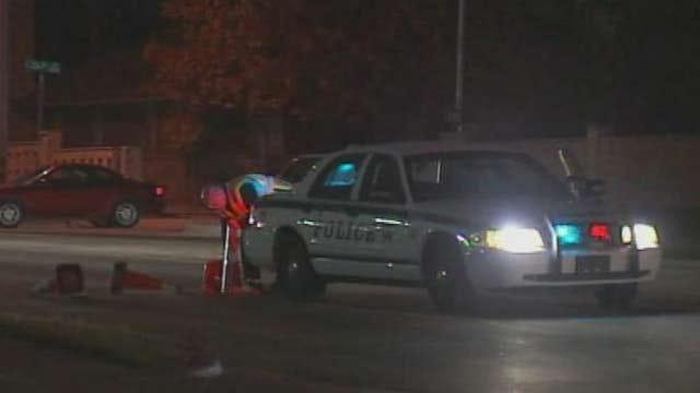 Elderly Man Critically Injured In Hit And Run On Tulsa Street
