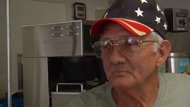 Worker At Tulsa's John 3:16 Credits Program For Saving His Life