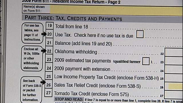 Oklahoma Shoppers Urged To Beware Of Sales Tax In Online Holiday Purchases
