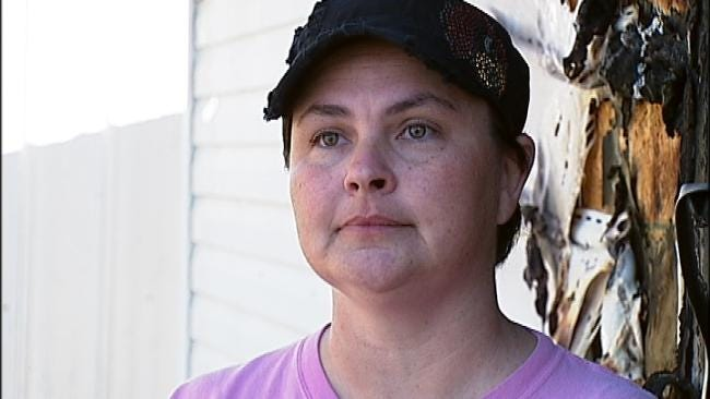 Claremore Family Facing Breast Cancer Battle Loses Home In Fire