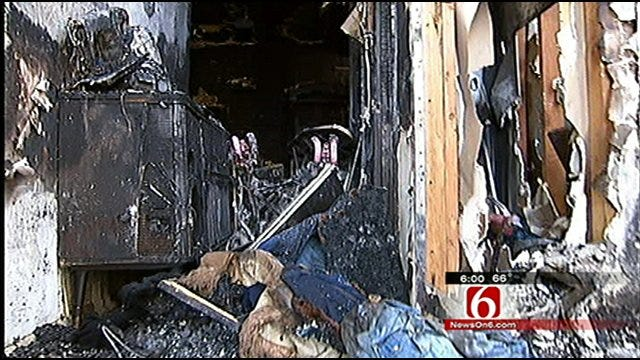 Claremore Man Dies From Injuries In House Fire