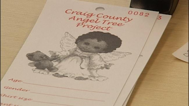Vinita Holiday Angels Come To The Rescue Of Area Kids