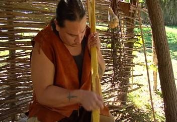 Ancient Cherokee Days Shows School Kids How Cherokee Lived