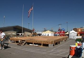 Habitat For Humanity Building Home At Tulsa State Fair