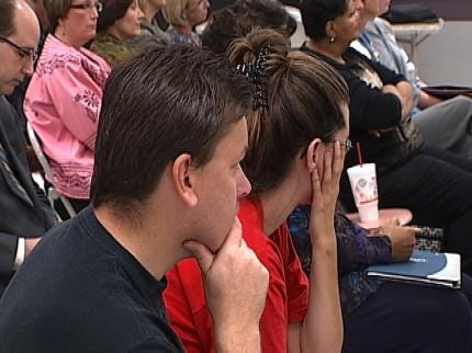 Parents Of Special Needs Children Make Plea For House Bill 3393