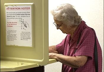 Oklahoma Voters To Decide 11 State Questions