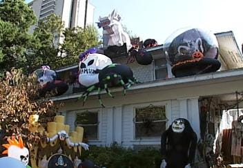 Tulsa Woman Has Spookiest House In Town