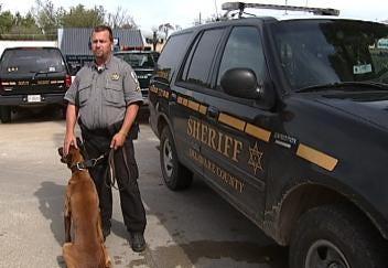 Delaware County Police Dog Battling Cancer