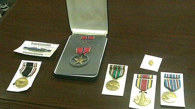 Tulsa Veteran Finally Honored 65 Years Later