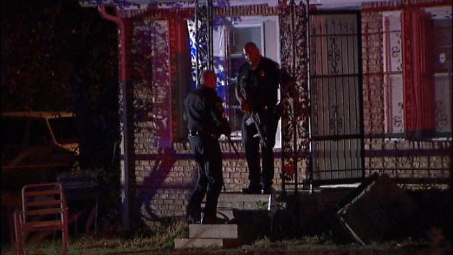 Tulsa Man Arrested After Father Killed, Mother Wounded