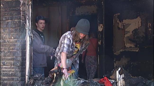 Claremore Man Badly Burned Trying To Save Pets From House Fire