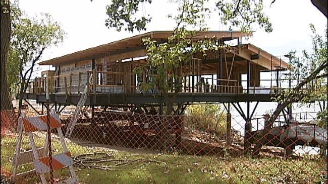 Old Tulsa Favorite To Be Rebuilt Along Arkansas River