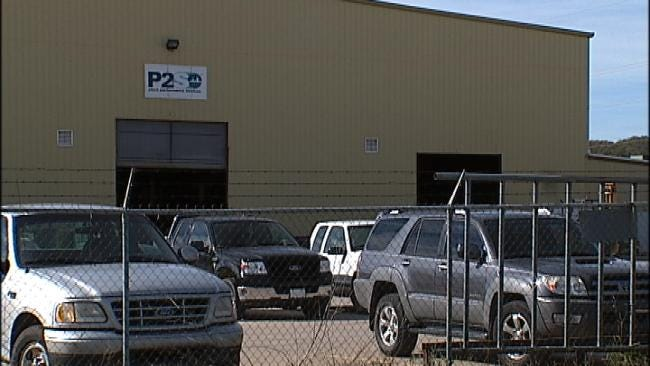 Texas Company To Close Sand Springs Plant By Early Next Year