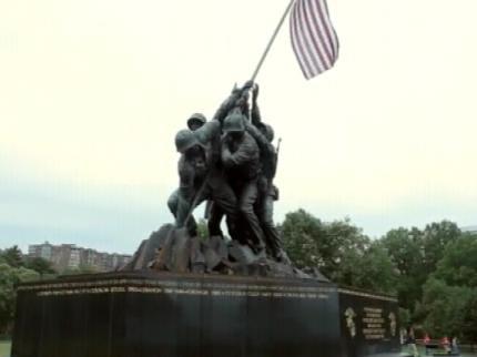 Oklahoma World War II Veterans To Visit Washington Memorial