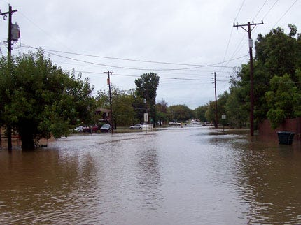 Oklahoma Governor Declares Emergency For 13 Counties